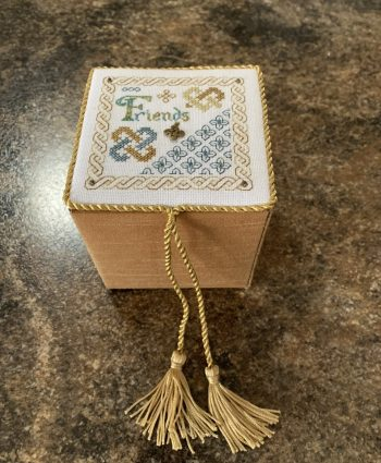 Norah Completed Sample Box